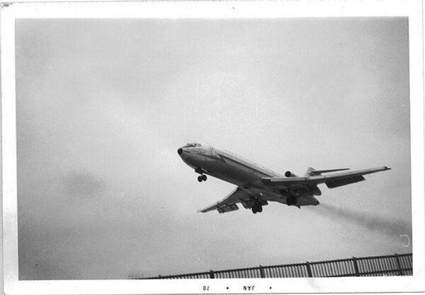 Boeing 727. Архив