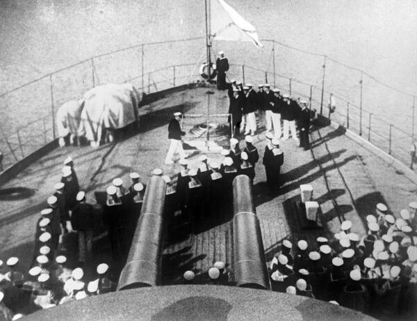 Кадр из фильма Броненосец Потемкин