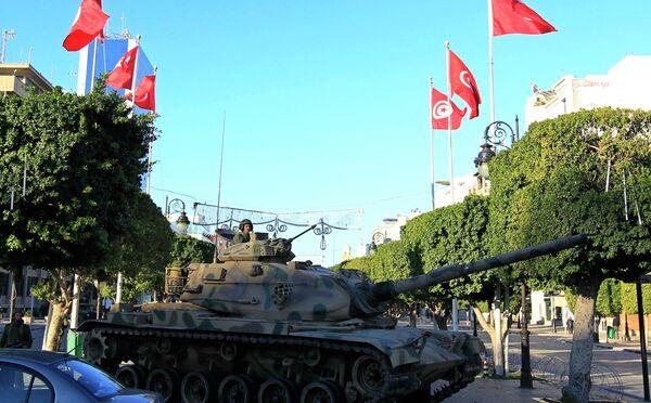 Ситуация в Тунисе