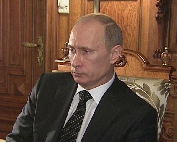 Путину доложили, что опознаны 34 жертвы теракта в Домодедово