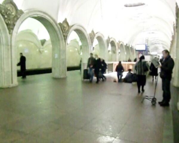 В московском метро не видно усиления мер безопасности