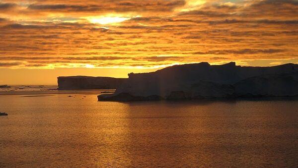 Антарктида, архивное фото