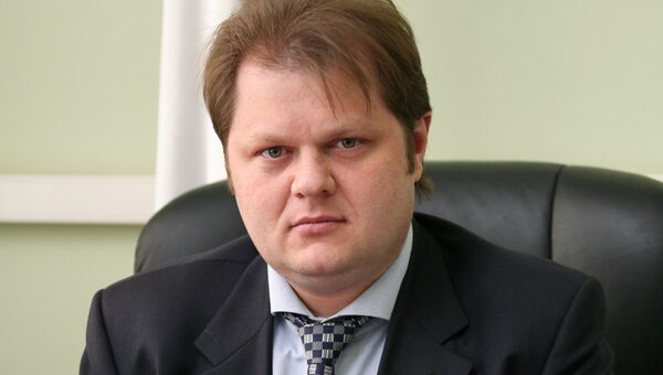 Заместитель главы Минрегиона Владимир Токарев. Архивное фото