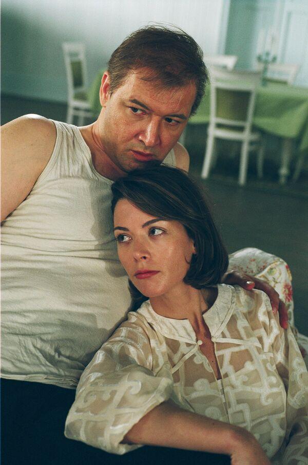 Кадр из фильма Мишень
