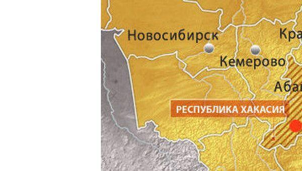 Землетрясение в Хакасии