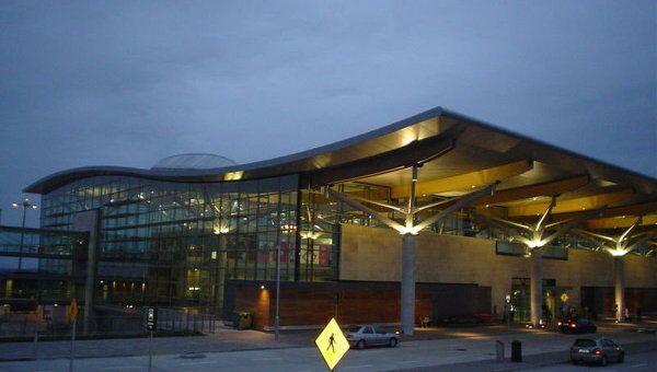 Аэропорт Корк в Ирландии
