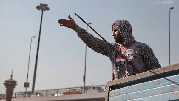 На площади Тахрир в Каире. Архив