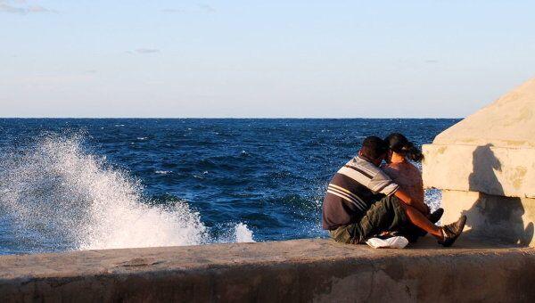 Кубинцы отпраздновали День влюбленных