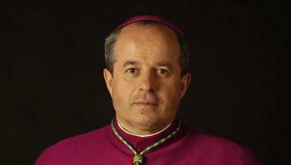 Посол Ватикана в России архиепископ Иван Юркович