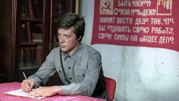 Евгений Жариков в фильме Исполнение желаний