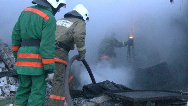 Девять человек ранены при взрыве в гаражном кооперативе в Воронеже