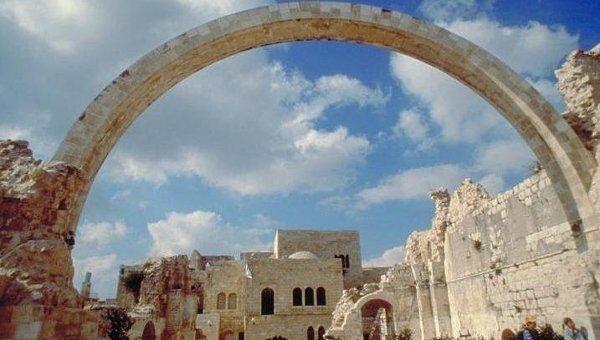 Виды Иерусалима. Архив