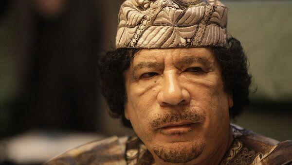 Санкции ЕС в отношении Каддафи вступят в силу на этой неделе