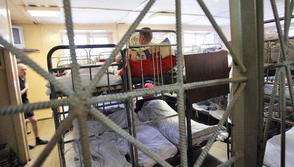 Пациенты в реабилитационном центре для наркоманов. Архив