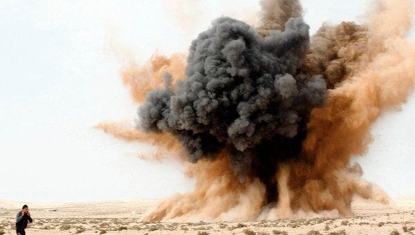 Ливийская военная авиация вновь обстреливает порт Марса-эль-Брега