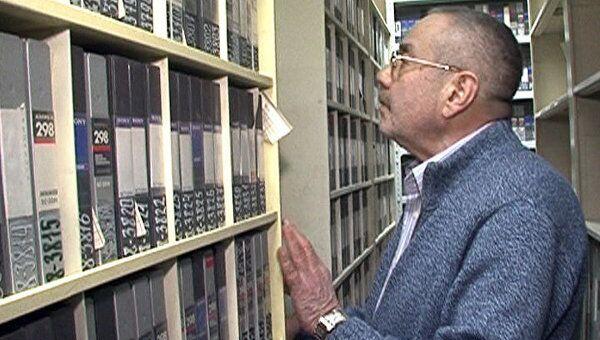 От продотрядов до моджахедов. Экскурсия по видеоархиву РИА Новости