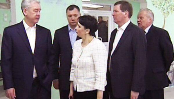 Собянин предложил устанавливать Wi-Fi в новых школы Москвы