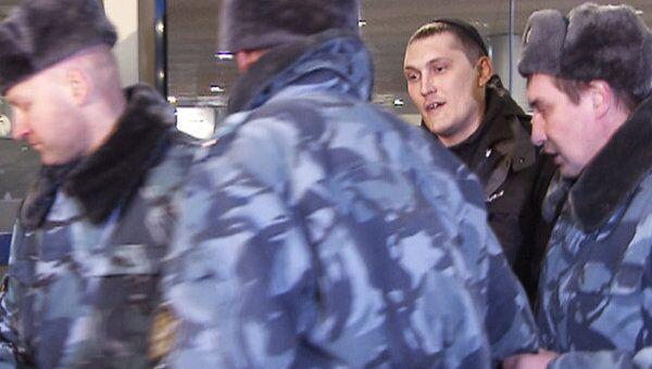Обвиняемого по кущевскому делу привезли в Москву под спецконвоем