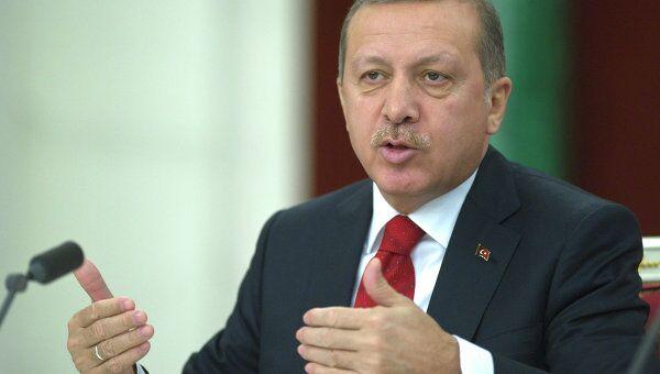 Переговоры президента РФ и премьер-министра Турции прошли в Кремле