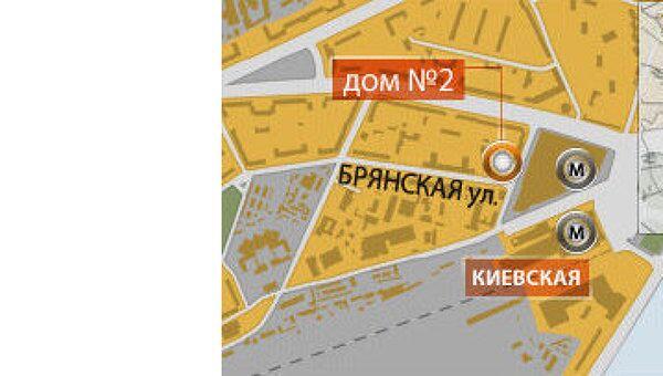 Три человека погибли при нападении на ломбард на западе Москвы