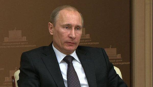 Путин недоволен ростом энерготарифов более чем на 15% в ряде регионов