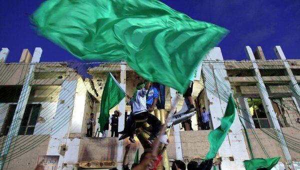 Флаг Социалистической Народной Ливийской Арабской Джамахирии