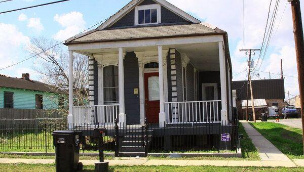 Недвижимость в США. Архивное фото