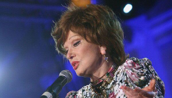 Людмила Гурченко в среду ушла из жизни в возрасте 75 лет