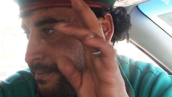 Житель захваченного повстанцами Мусаида об обстановке в городе