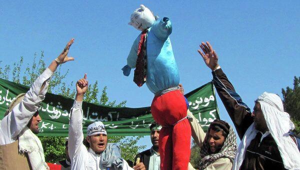 Беспорядки в Афганистане из-за сожжения Корана американским пастором