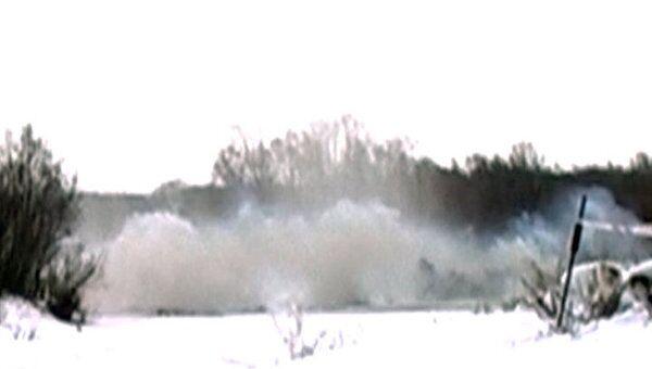 Взрывотехники обеспечили безопасную весну сельчанам Прикамья