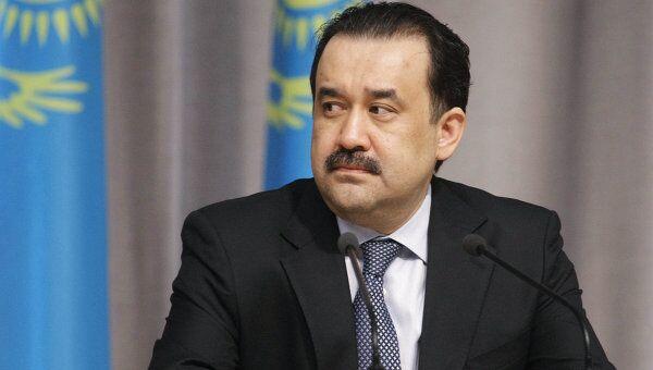 Премьер-министр Казахстана Карим Масимов. Архивное фото