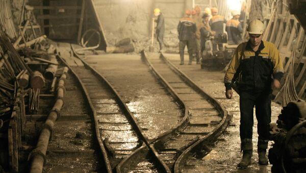 Строительство метро. Архив