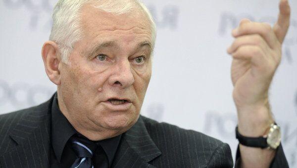 Директор Московского НИИ неотложной детской хирургии и травматологии Леонид Рошаль