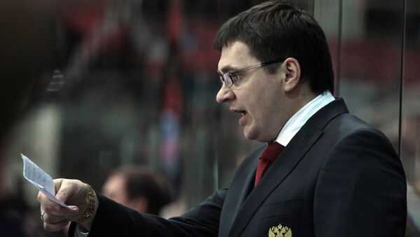 Андрей Назаров. Архивное фото