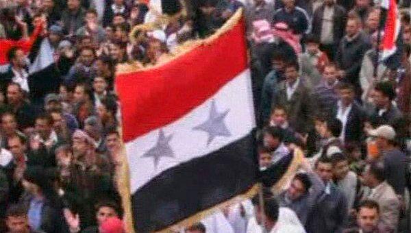 Антиправительственные демонстрации в Сирии, 22 апреля 2011 г.