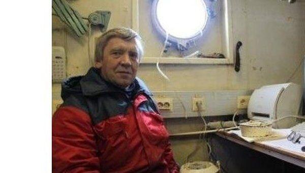 Заместитель заведующего лабораторией НПО Тайфун Александр Никитин