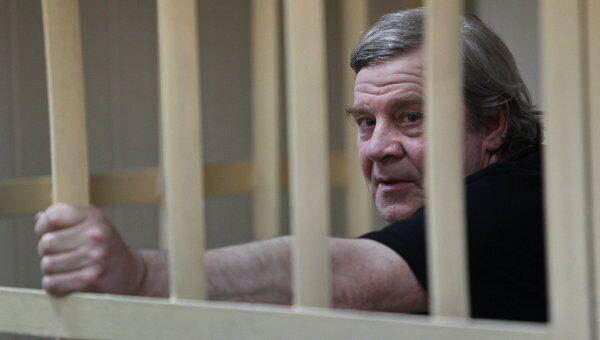 Один из фигурантов дела о похищении Ивана Касперского Николай Савельев - старший. Архив