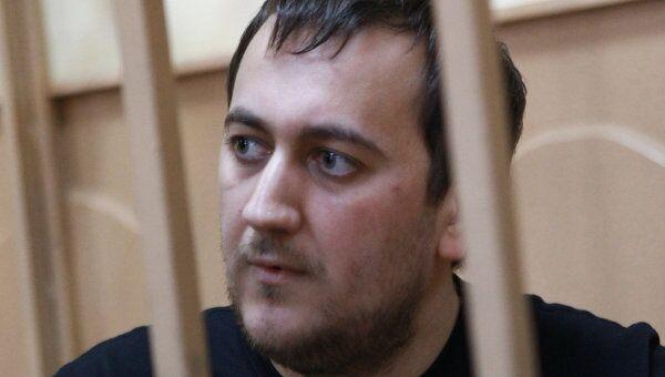 Арест бывшего начальника управления прокуратуры Московской области Дмитрия Урумова в Басманном суде города Москвы