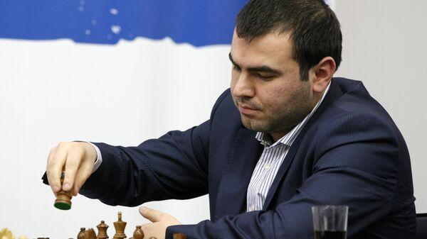 Шахрияр Мамедьяров