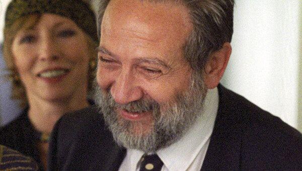 Андрей Золотов, архивное фото