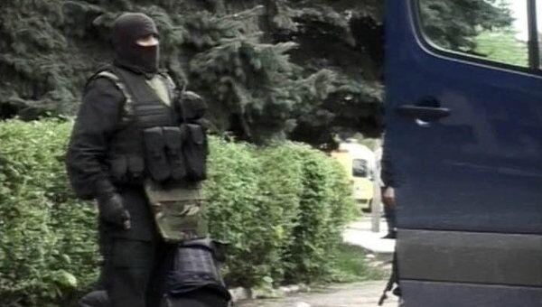 Группа боевиков ликвидирована в центре Нальчика. Видео с места события