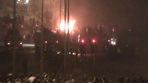 Религиозный конфликт в Каире перерос в массовые беспорядки