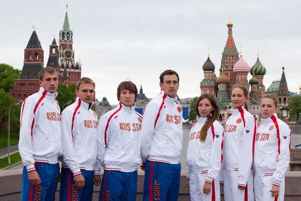 Сборная России по пятиборью