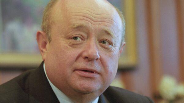 Михаил Ефимович Фрадков. Архивное фото