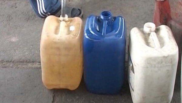 Водители Тувы запасаются бензином впрок из-за роста цен на топливо