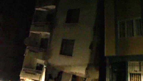 Последствия землетрясения в Турции. Видео с места ЧП