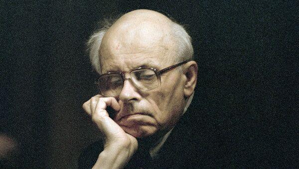 Академик Андрей Сахаров. Архивное фото