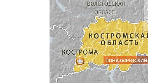 Движение поездов в Костромской области приоставновлено из-за аварии грузового состава