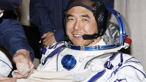 Член основного экипажа МКС-28/29 Сатоси Фурукава